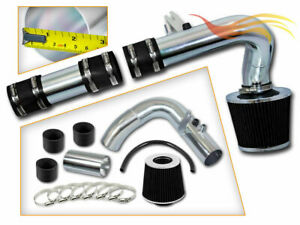 BCP BLACK 2000-2005 Neon 2.0L L4 Racing Cold Air Intake Induction + Filter