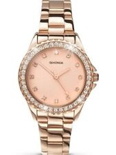 Sekonda Rose Gold Ladies Watch Temptations 4253