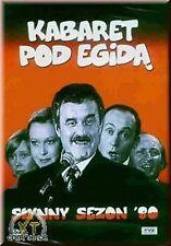 Kabaret POD EGIDA - DVD - Polen,Polnisch,Polish,Polska.Poland,Polonia