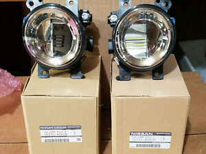 NEW GENUINE INFINITI Q50 Q60 QX50 QX80 LED FOG LAMP SET 26150-4GA0B  26155-4GA0B