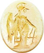 Rare Roman Chalcedony Intaglio Pantheistic Female Deity c. 1st century A.D.