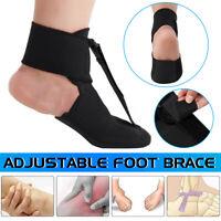 Plantar Fasciitis Night Splint Foot Drop Brace For Heel Pain Adjustable Relief