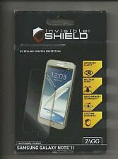 (1) case = (10) boxes of (5) Zagg screen protectors for galaxy note phones