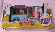 Li'l Woodzeez Honeysuckle Street Treats Food Truck 89 Pcs - Christmas Gift