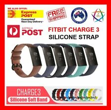 Replacement Silicone Watch Sports Band Strap Wristband for For Fitbit Charge 3