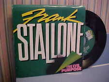 Frank Stallone - The Evil Purpose & The Road To Freedom - Sounds Good -BPI SL05