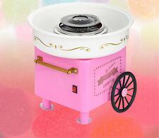 Mini Cotton Candy Maker Machine Vintage Retro Carnival Kids Hard Sugar 220/110V