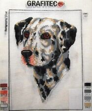 DALMATION (DOG) - Tapestry Canvas (New) by GRAFITEC