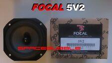 """JMlab FOCAL one MID WOOFER 5"""" 130mm 5V2 Polyglass Home Speaker Single Repair DIY"""