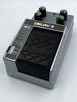 Ibanez DDL10 Delay II Digital Delay Vintage Guitar Effect Pedal Made in Japan