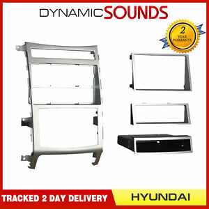 CT23HY10 Car Double Din Fascia Panel Adaptor for Hyundai Veracruz , IX55