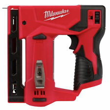 Milwaukee M12 3/8 in. Crown Stapler 2447-20 New (Bare Tool)