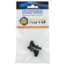 Mean Mug Auto (2x) Windshield Washer Nozzles for Chevrolet GMC Pontiac 15173510