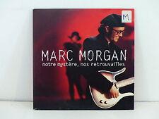 CD SINGLE MARC MORGAN Notre mystere nos retrouvailles 593179