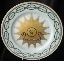 WASHIGNTON White House Commemorative Plate Woodmere