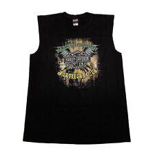 NWOT Harley Davidson Jamaica Men's Tank Top Sleeveless Black Size XXL
