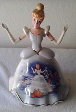 Cinderella Doll Walt's Disney Porcelain Figurine, Limited Edition Approx; 10.50""