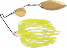 Terminator Spinnerbait 3/8oz - Sharp Chartreuse, Cod Bass Lure