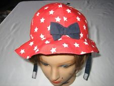 jumping beans hat upf 50+ size 2t-4t NWT