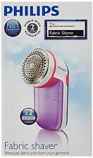 Philips GC026/30 Fabric Shaver Philip Fuzz Bobbling Remover Clothes Lint Pilling