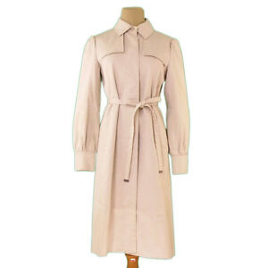 Jill Stuart Coats Jackets Beige Woman Authentic Used P712