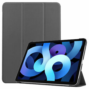 """For Apple iPad Air 4th Generation 10.9"""" 2020 Smart Case Leather Slim Flip Cover"""