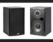 Polk Audio T15 Pair of Home Theater / Music Bookshelf Speakers  Open Box