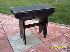 HANDMADE PRIMITIVE WOODEN BENCH (DIFFERENT SIZES)