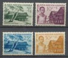 Ned Nieuw Guinea 41-44 Leprazegels  luxe postfris/MNH