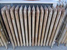 1 Victorian Ornate Cast Iron Steam Heat Register Antique Radiator Kewanee SHIPS!