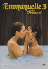 *FSK18* Emmanuelle 3 III neu deutsch dvd Sylvia Kristel Goodbye Emanuelle 1977