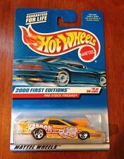 1999 HOT WHEELS 2000 FIRST EDITIONS PRO STOCK FIREBIRD - #4 OF 36 CARS