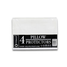Pillow Protectors - Covers - 4 Pack