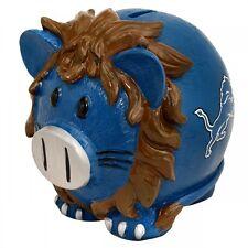 NFL Football Sparschwein Piggy Bank DETROIT LIONS Thematic Spardose LARGE