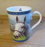 Danbury Mint Racing Legends Mug of  Desert Orchid by Graham Isom