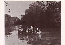 PALESTINE - Boating Jordan - Yaakov ben-dov - The Israel Museum Jerusalem 1981