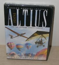 ALTIUS - Altius: On Extreme Sports 3 - DVD - Color Dolby Ntsc - **SEALED/ NEW**