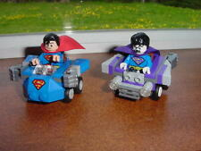 LEGO Mighty Micros Batman, Catwoman, Superman, Bizzaro, Robin, Wonder Woman ++