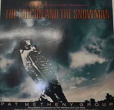 """OST - SOUNDTRACK - THE FALCON AND THE SNOWMAN - PAT METHENY  12"""" LP (M35)"""