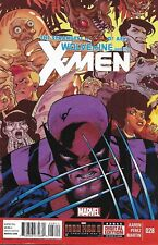 Wolverine And The X-Men Comic Issue 28 Modern Age First Print 2013 Aaron Perez