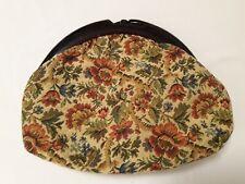 Bourse Trousse de toilette en tapisserie VINTAGE 70 Tapestry toiletry bag