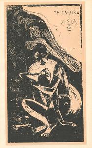 """Paul Gauguin """" Noa Noa CM"""