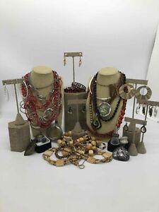 Earthy, Artisan Costume Jewelry Grabbag