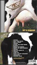 CD AEROSMITH GET A GRIP 15T (LENNY KRAVITZ) DE 1993 GERMANY Geffen Records 