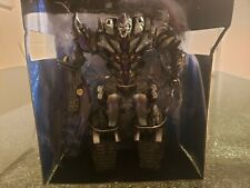 Transformers rotf leader Dark Energon Megatron With Both Arms Upgraded