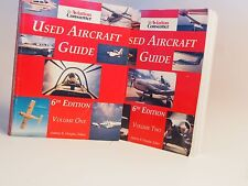 The Aviation Consumer Used Aircraft Guide Volume One & Two 6th edition