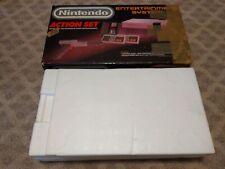Vintage Nintendo Entertainment System Action Set Console Box Only NES LightGun