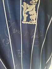 Signed Warwickshire cricket shirt. Collectors item.