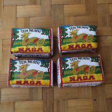 Teh Naga Indonesia Traditional Tea, 10 packs x 15gr