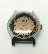 VINTAGE ORIS MANUAL WIND, SWISS, used. (SR-357)